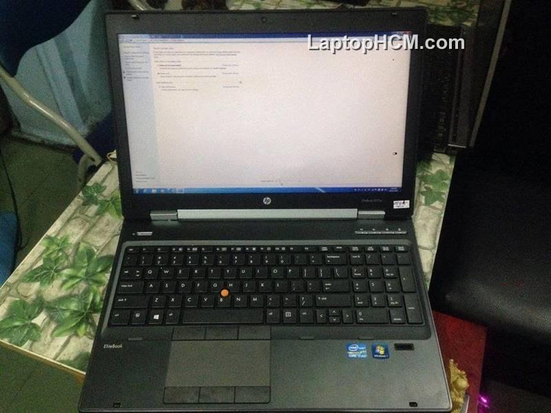 Laptop cu Hp Elitebook 8570w