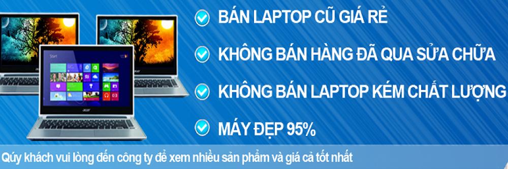 bán laptop cũ Q12
