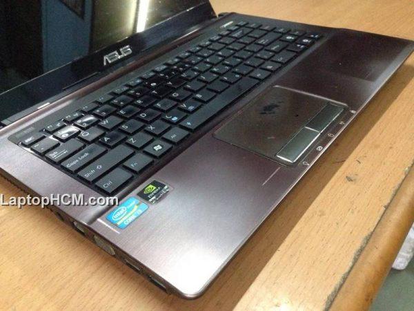Laptop cu asus K43S