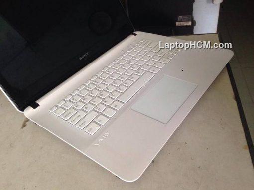Laptop cu Sony Vaio SVF14