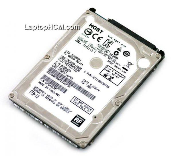 ổ cứng Laptop HSGT 1tb cũ