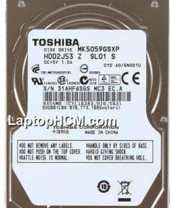 ổ cứng Laptop 500G cũ