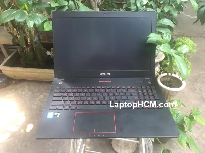laptop asus rog g56jr i5