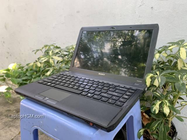laptop sony vaio vpcs137gx 2