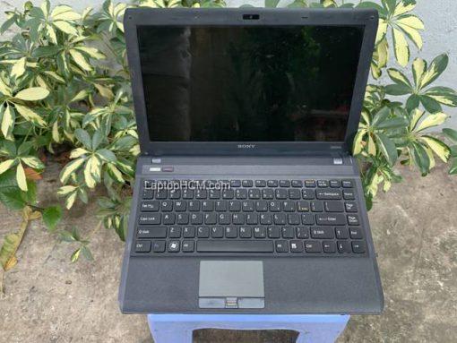 laptop sony vaio vpcs137gx 1